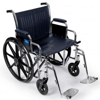 Etonnant Freegift1 Excel Extra Wide Manual Wheelchair