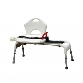 Folding Universal Sliding Transfer Bench 1800wheelchair
