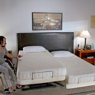 Supernal Hi Low Bed System