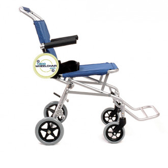 Description. The ch&ion of all super lightweight folding travel chairs ...  sc 1 st  1800wheelchair.com & Super Light Folding Transport Chair w/ Cary Bag