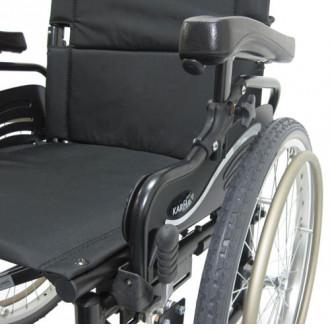Karman Extra Wide Lightweight Heavy Duty Wheelchair