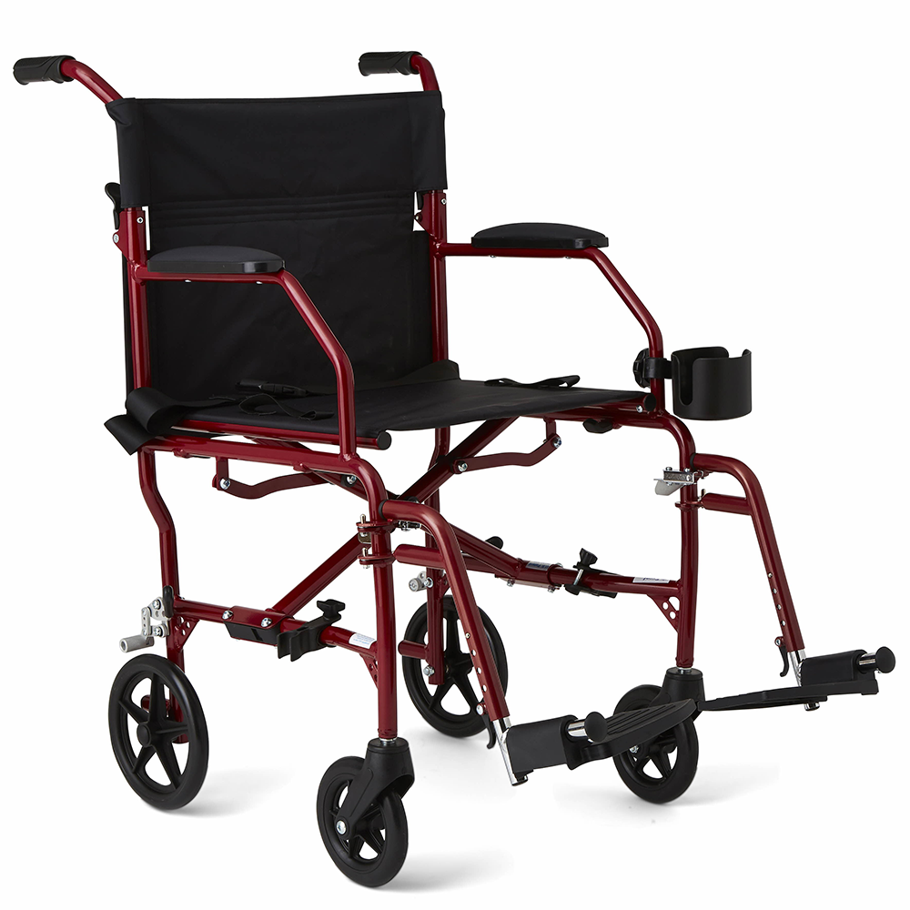 Excel Freedom Transport Chair   1800wheelchair.com